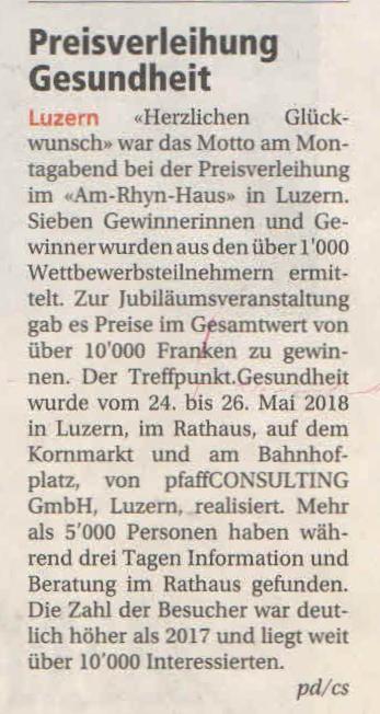Preisverleihung_Luzerner Rundschau_12.10.2018