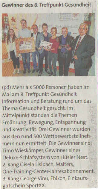 Anzeiger Luzern 12. Oktober 2016