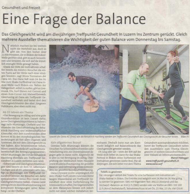 Anzeiger Luzern_22.5.2019
